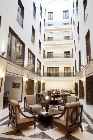 Europa Royale Bucharest: Hotel Lobby 2