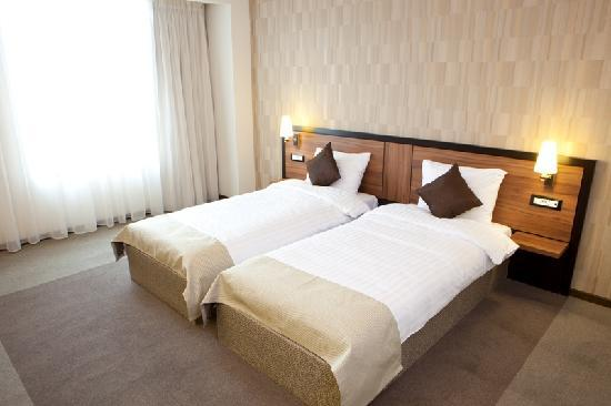 Europa Royale Bucharest: Twin room