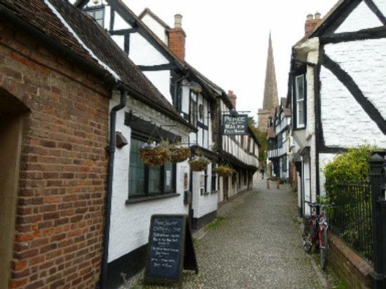 Best Pub Restaurants Herefordshire