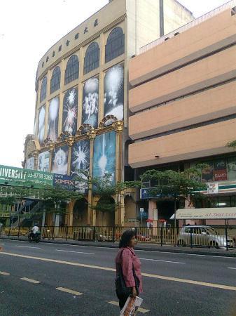 Chinatown - Kuala Lumpur: kota raya 1