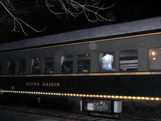 Blissfield Murder Mystery Train: Train
