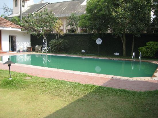 Silver Crest: The Pool