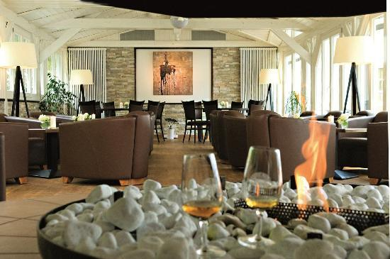 Bülows Steak Restaurant im Hotel Polar-Stern: Whisky bulen