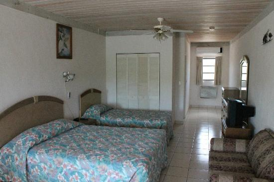 Tropical Dreams Rentals: very spacious for one or two people