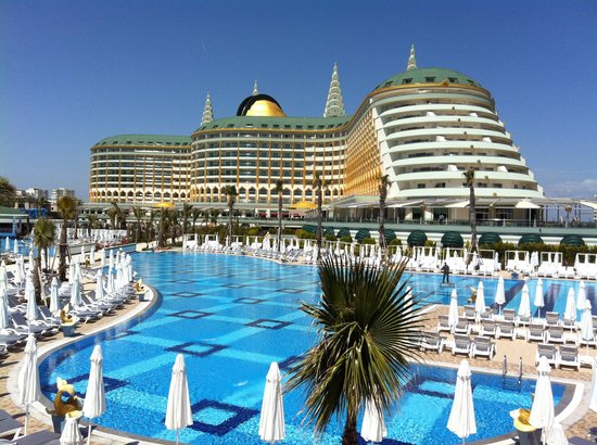 87ae9c2b13 A very good place for leisure in lara - Review of Delphin Imperial Hotel  Lara