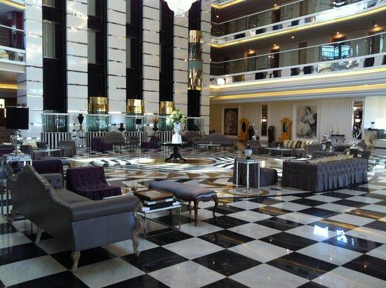 Delphin Imperial Hotel Lara: Lobby