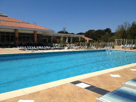 Belambra Clubs - Riviera Beach Club : piscine 20x8