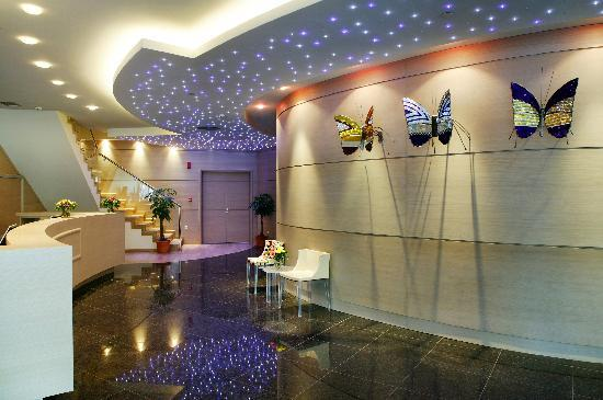 Amalia Hotel: Lobby