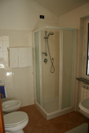 Locanda Bell' Aria: I bagni delle stanze
