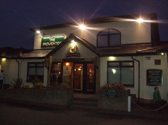 Best Western Milton Keynes Hotel The Hungry Horse Broughton