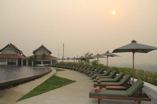 Luang Prabang View Hotel : Skyy Pool