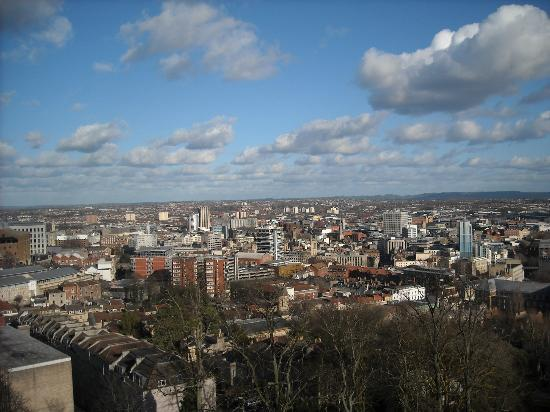 Cabot Tower: View from the balconies