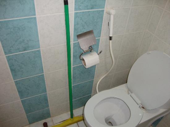 Al Yarmouk Hotel : Bathroom