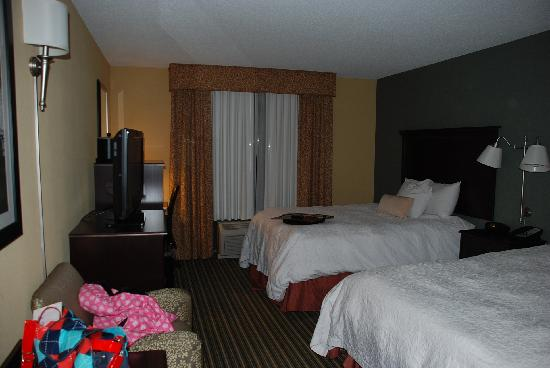 Hampton Inn & Suites Fort Belvoir Alexandria South: 2