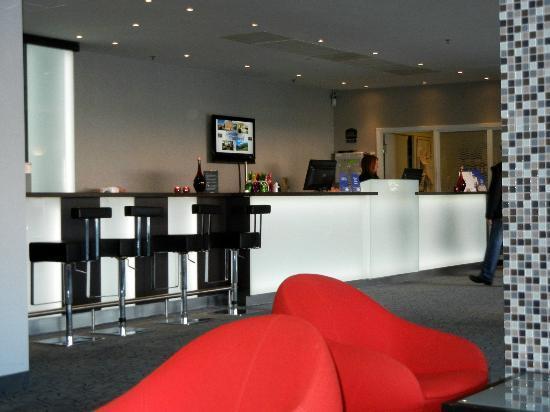 Copenhagen Mercur Hotel: Reception