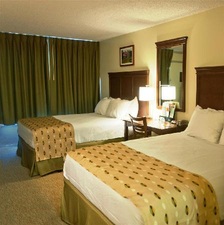 Days Inn Frederick: LUXURY AT A VALUE!