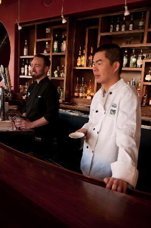 Zheng Asian Bistro: Chef Chris Heinz And Chef Zheng