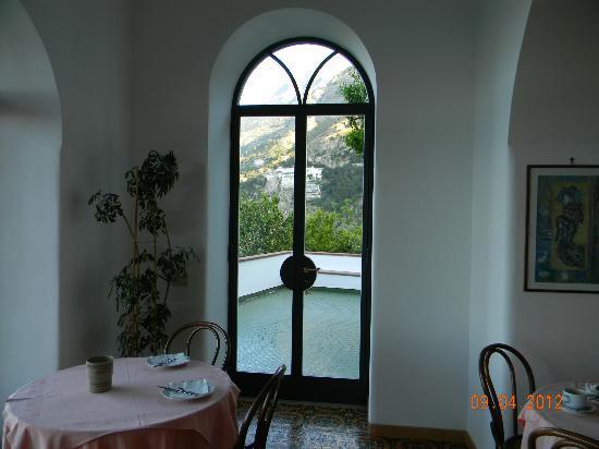 """Hotel Le Sirene: un piacevole """"quadro"""" a colazione"""