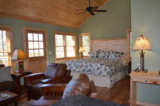 Foto de The Cabins at White Sulphur Springs