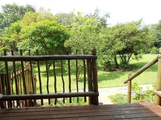Klip-Els Guest Lodge: View from one of rooms in main lodge
