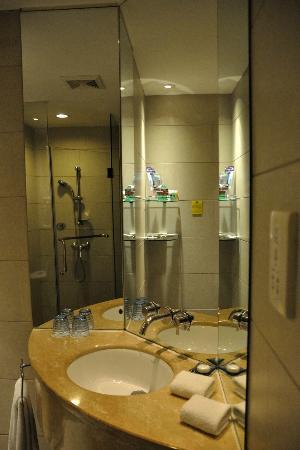 Zhong Tai Lai Hotel: Bathroom