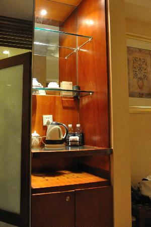 Zhong Tai Lai Hotel: Mini Bar