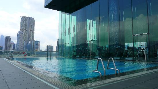 Swimming pool picture of hotel icon hong kong tripadvisor for China fleet club swimming pool prices