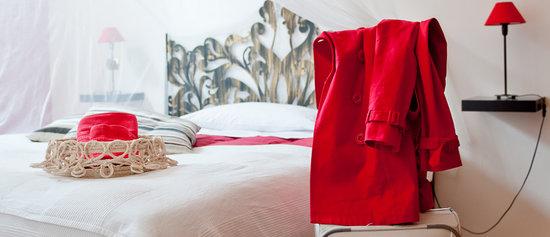 San Pietro Borgo B&B: Camera da letto