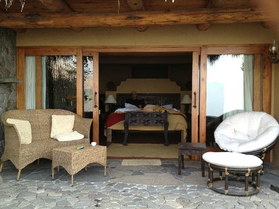 Laguna Lodge Eco-Resort & Nature Reserve: La habitación
