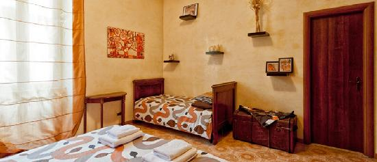 سان بيترو ريزورت: Camera da letto