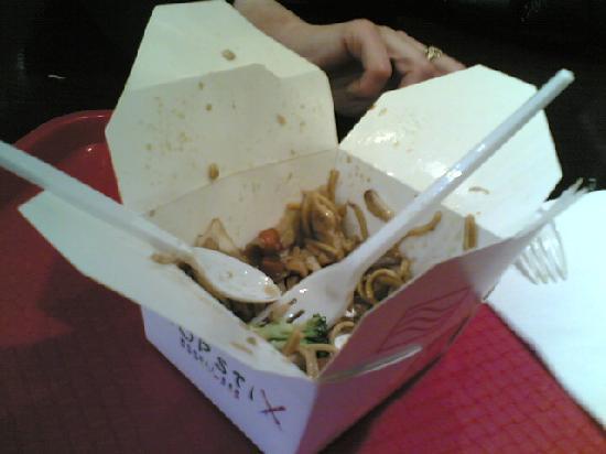 Chopstix: noodle box2