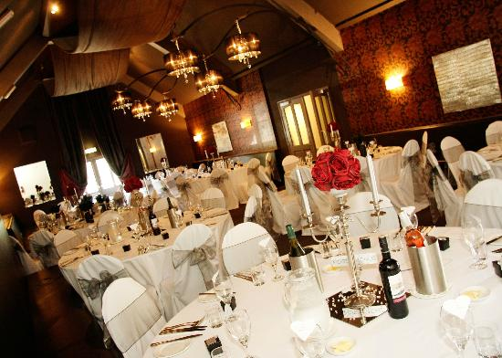 The Oak Hockley Heath: The Warwick Room