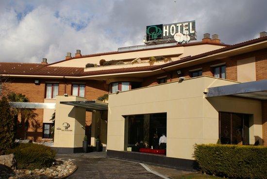 Manresa, Ισπανία: HOTEL ELS NOGUERS