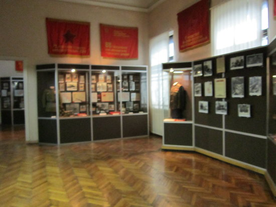 National Millitatry History Museum of Ukraine