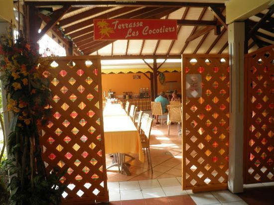 La Maison Creole: Salle à manger du petit déjeuner