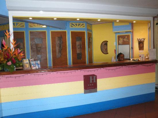 La Maison Creole: Réception