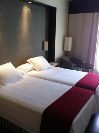 NH Tenerife: habitación