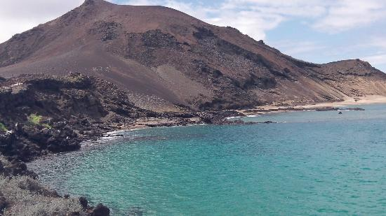 Galapagos Unbound - ROW Day Tours and Adventures: Bartolome Island
