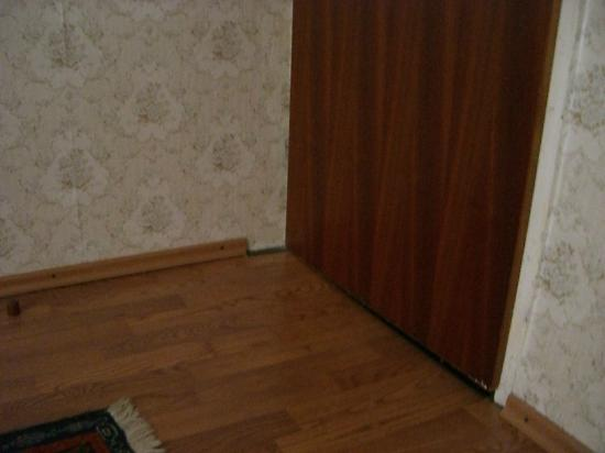 Pension Andreas: Zimmertür von innen