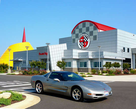 Bowling Green, KY : National Corvette Museum