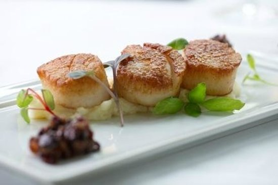 Carter's Kitchen : Seared Scallops