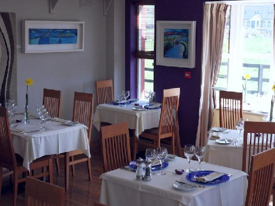 Roadford House Restaurant & Accommodation: The Restaurant