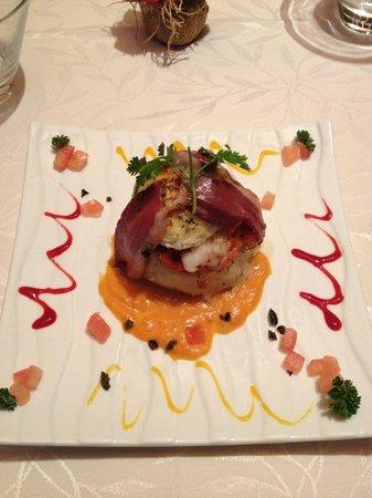 Restaurant du Loup : Main course