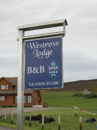 Westrow Lodge B & B: Westrow Lodge Bed and Breakfast