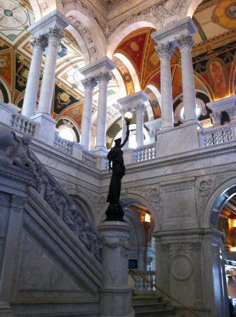Biblioteca del Congreso: Beautiful Architecture
