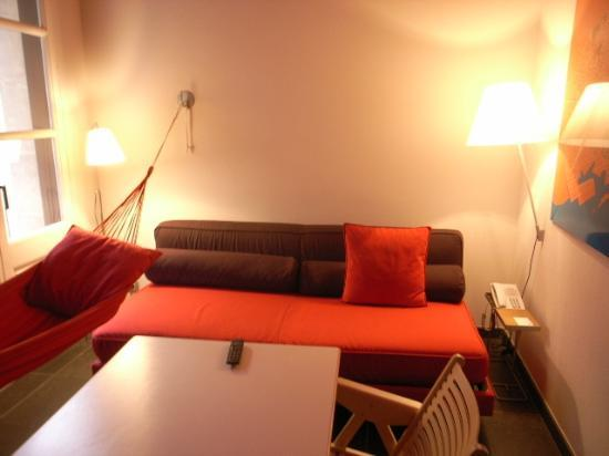 Casa Camper Hotel Barcelona: 部屋2