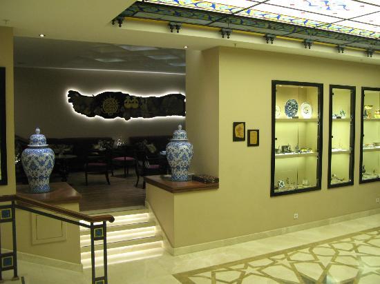 Neorion Hotel: Salon
