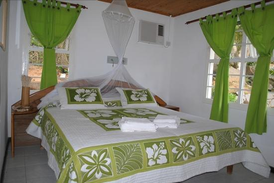 Kokogrove Chalets : bedroom