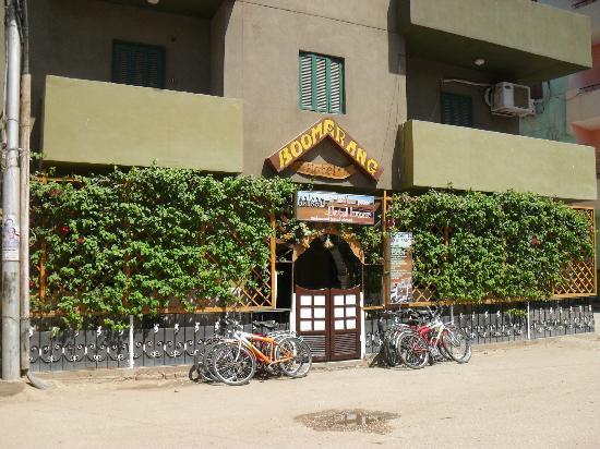 Boomerang Hotel : Eingangsbereich