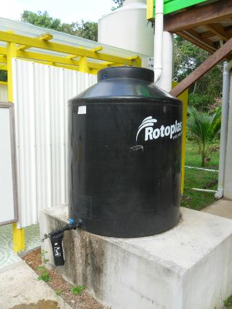 Lower Dover Field Station & Jungle Lodge: Purified drinking water